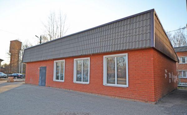Здание магазина 120 кв.м. в пос.Сычево